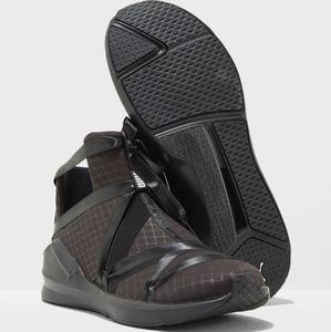 New Puma En Pointe Fierce Rope Satin Sneaker 8